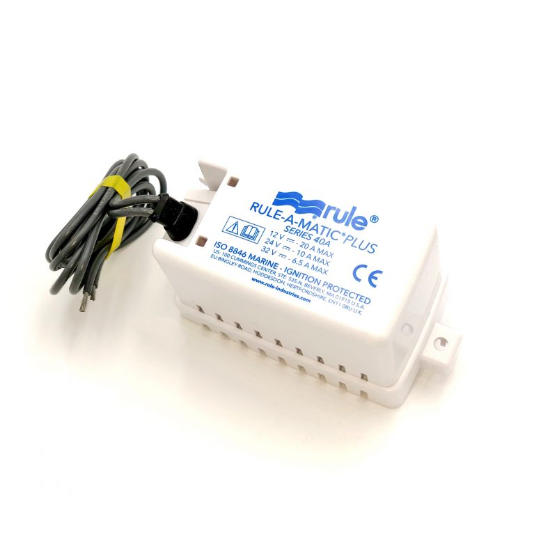 Rule-A-Matic Float Switch