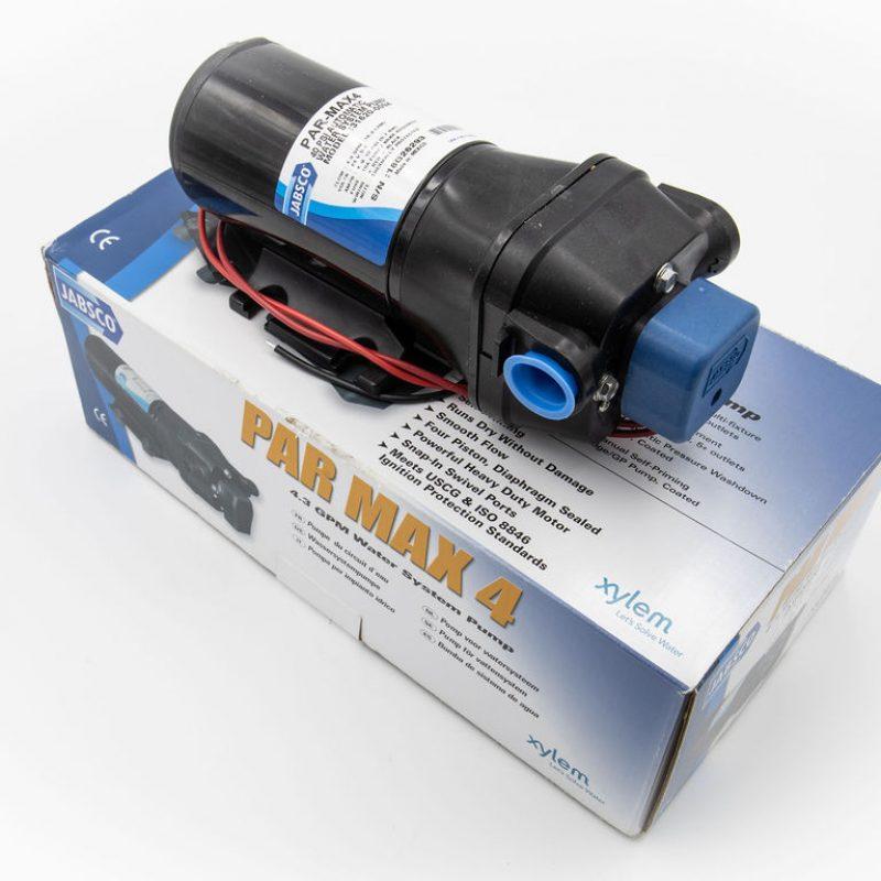 Jabsco Parmax water pump 24V Part no – 31620-0094