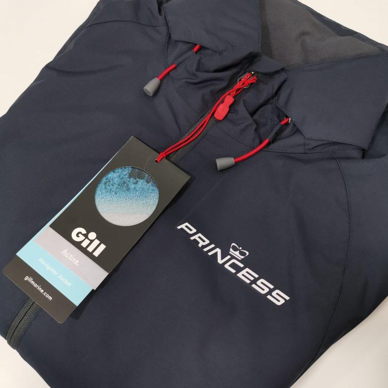 Princess 2020 Unisex Gill Jacket Navy