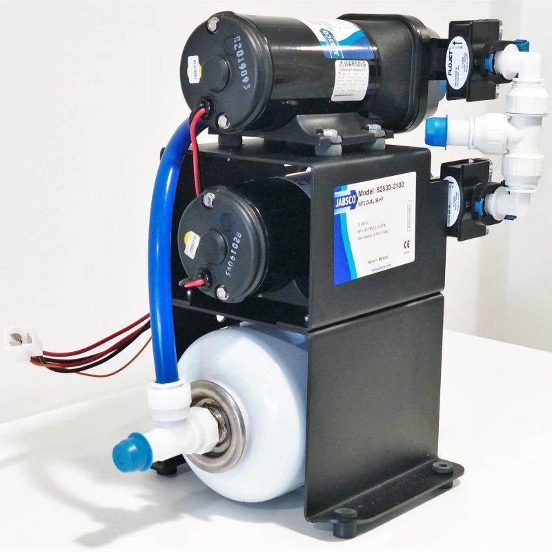 Jabsco Double stack water pump 52530-2100