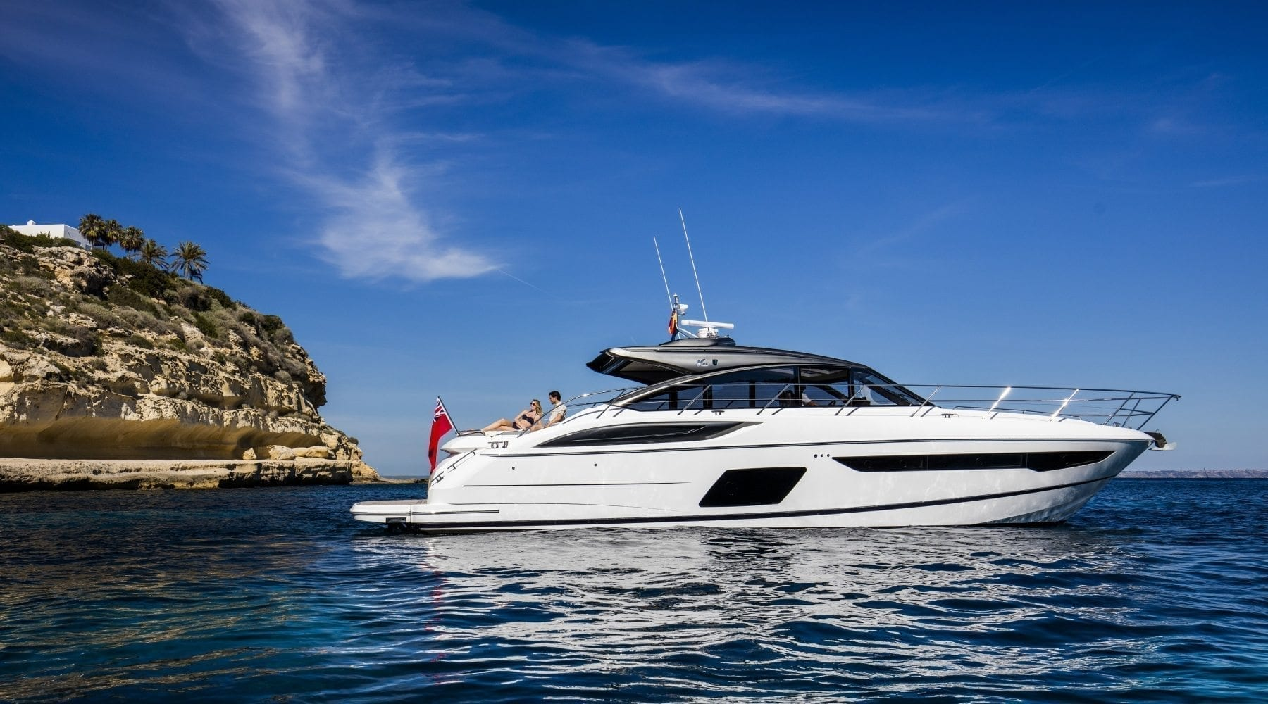 New luxury yachts for sale princess motor yacht sales for Luxury motor boats for sale
