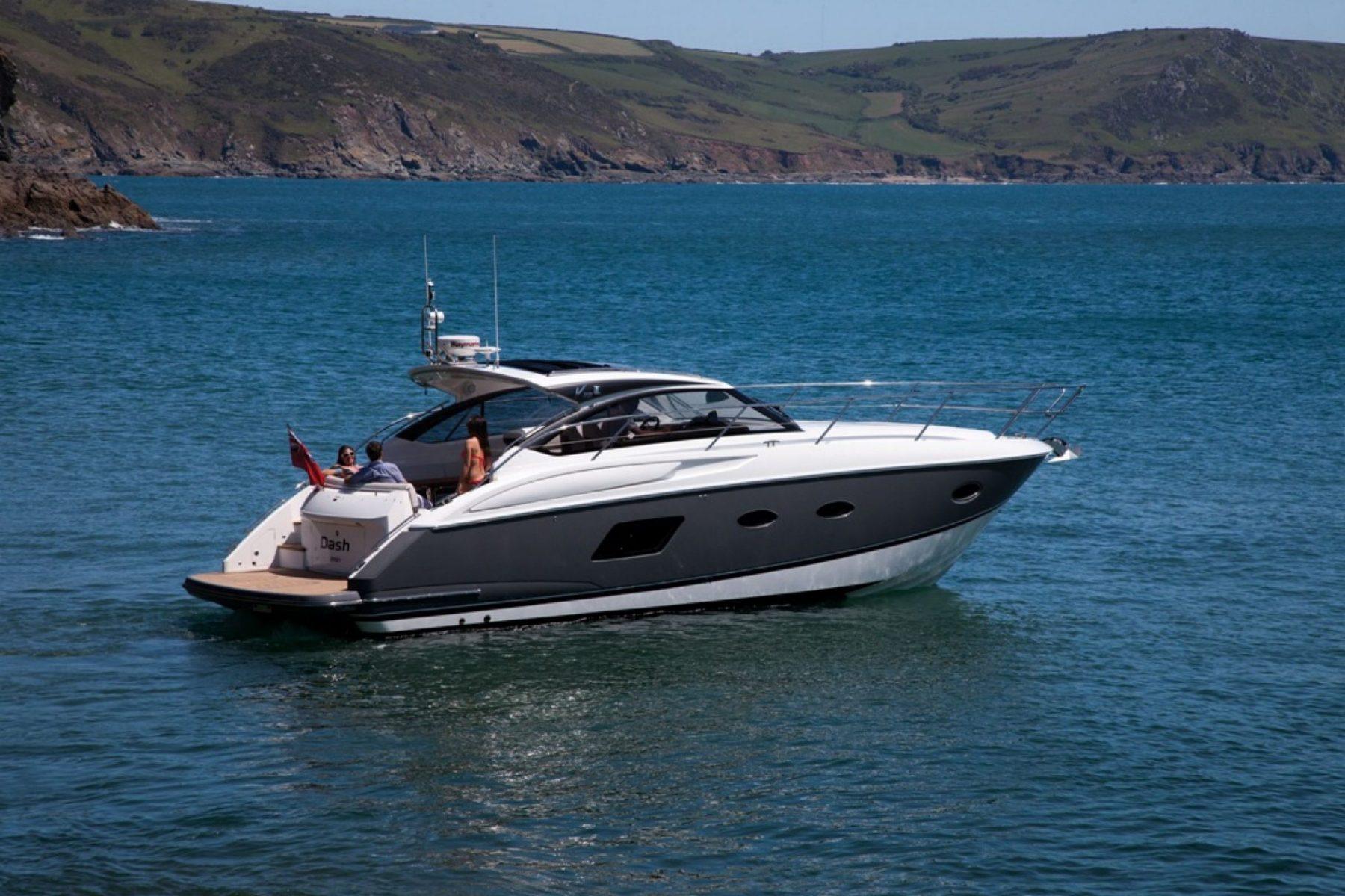 Princess V39 Princess Motor Yacht Sales