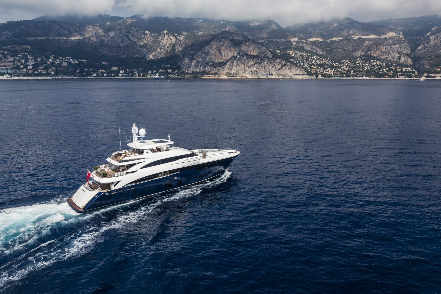 Princess 40M luxury superyacht