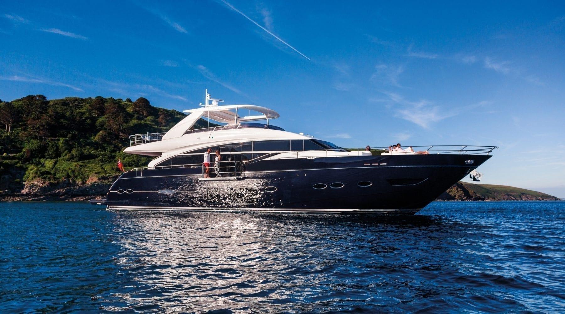 Princess 88 Motor Yacht Princess Motor Yacht Sales