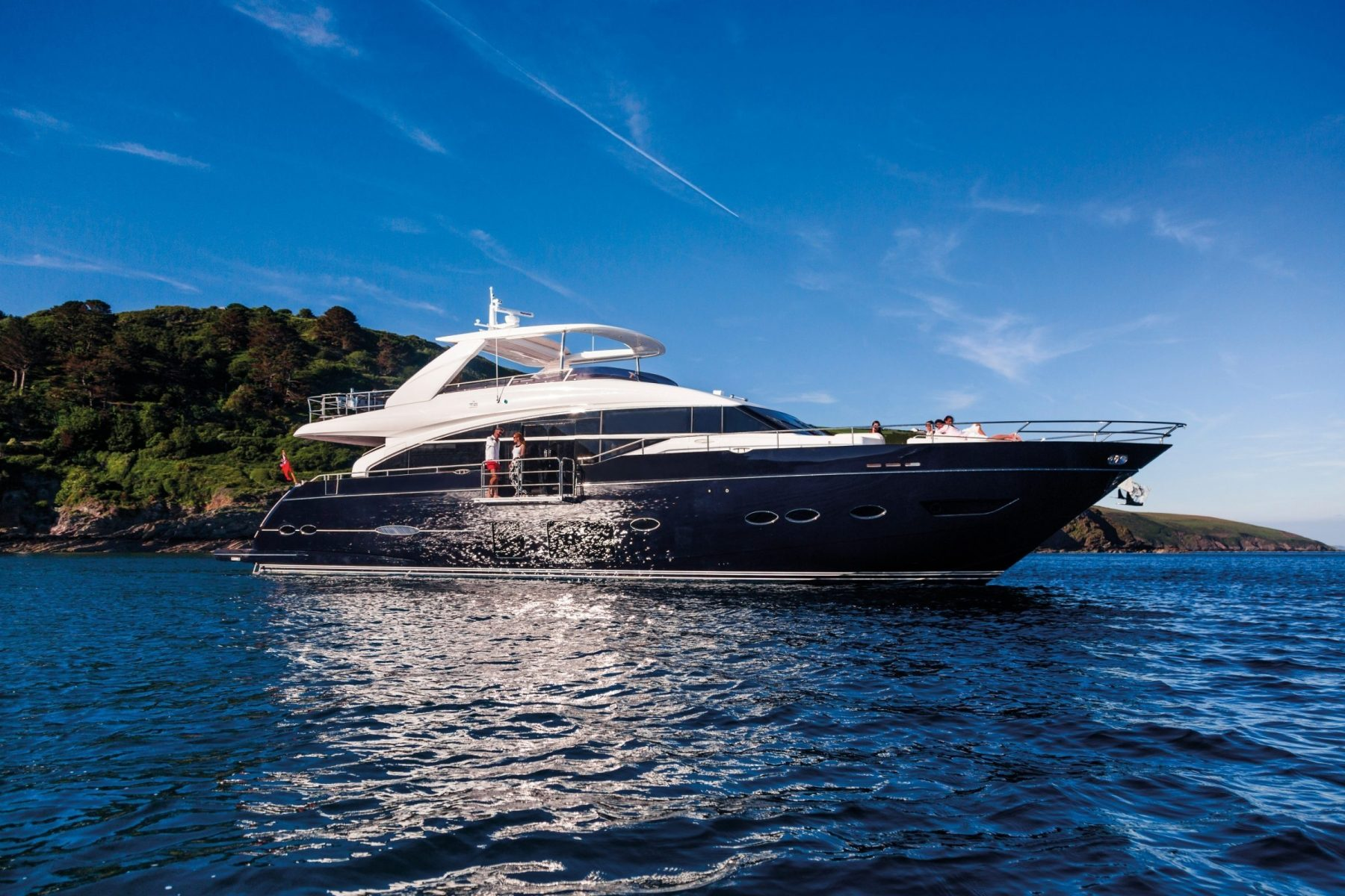 Princess 88 Luxury Superyacht For Sale