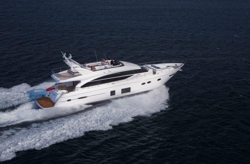 Princess 82 Motor Yacht Princess Motor Yacht Sales