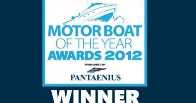 Princess V52 Awarded Best Sportscruiser