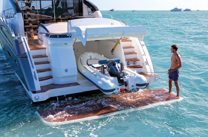 Yachten innenausstattung  Princess S72 - Princess Motor Yacht Sales