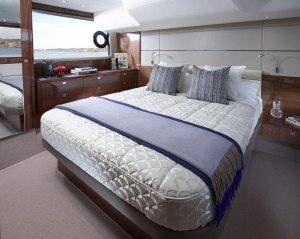 Princess 60 Luxury Yacht Cabin Interior