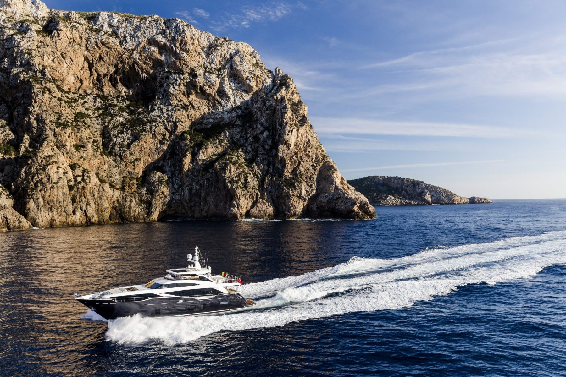 princess 30m luxury superyacht