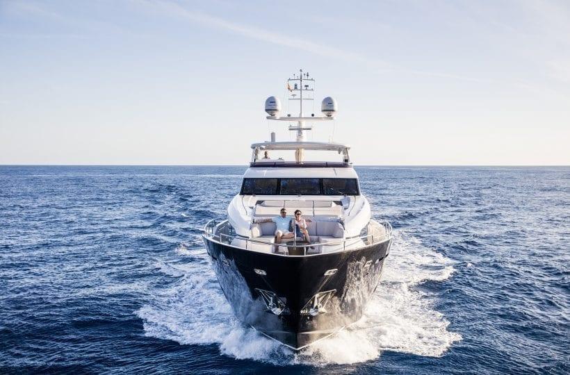 Princess 30m Luxury Superyacht Princess Motor Yacht Sales