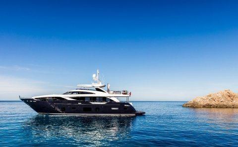 Princess 30M View Boat