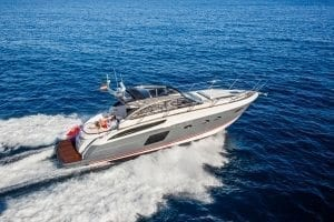 Princess V48 Open from Princess Motor Yacht Sales