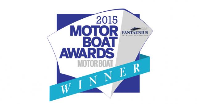 Princess V48 Open – 2015 Motor Boat Award Winner
