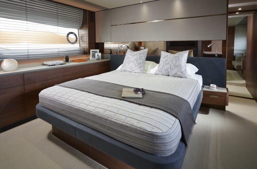 Yachten innenausstattung  Princess S65 - Princess Motor Yacht Sales