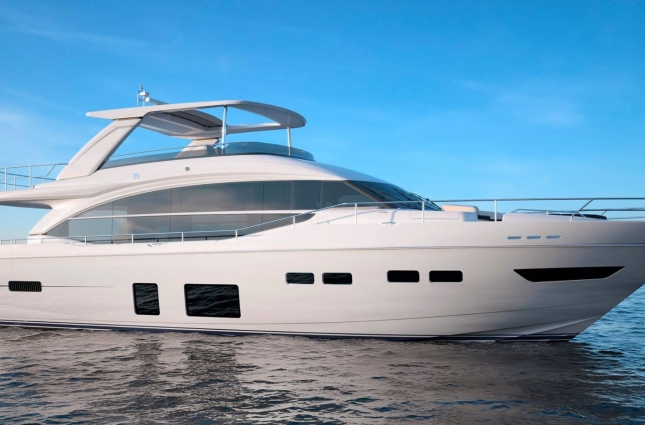 The princess 75 motor yacht is here princess motor for Princess 75 motor yacht