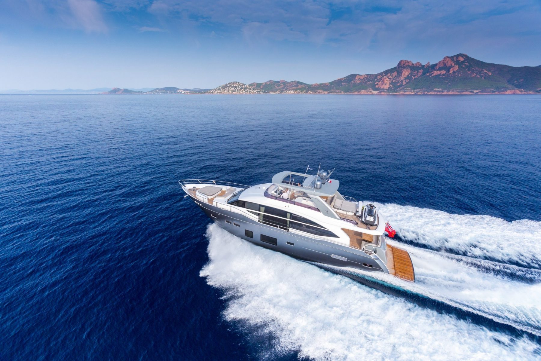 Princess 75 motor yacht princess motor yacht sales for Princess 75 motor yacht