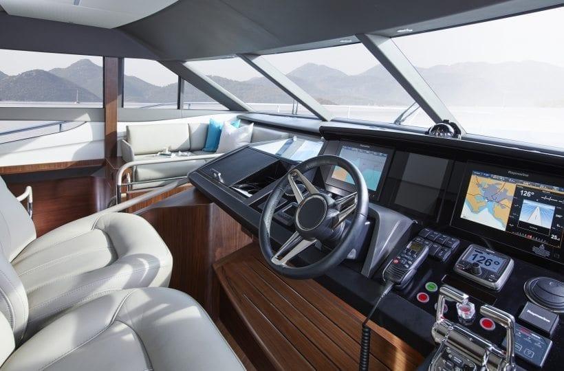Yachten innenausstattung  Princess 75 Motoryacht - Princess Motor Yacht Sales