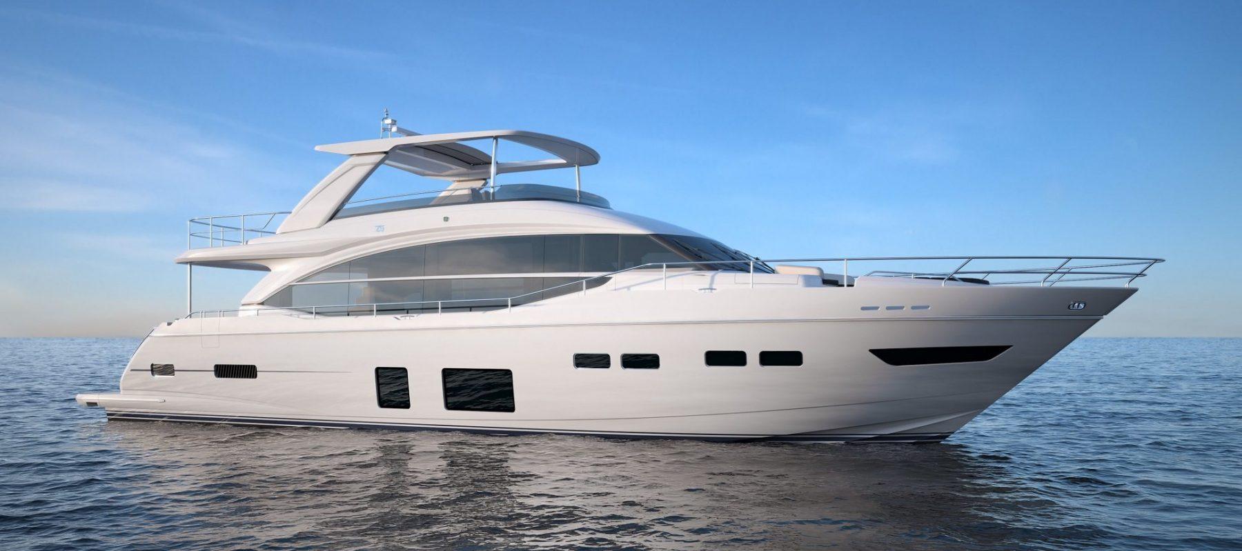 Princess 75 Princess Motor Yacht Sales