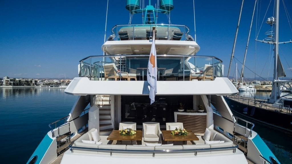 Princess 40M Luxury Motor Yacht