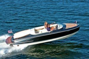 Capri motor boat