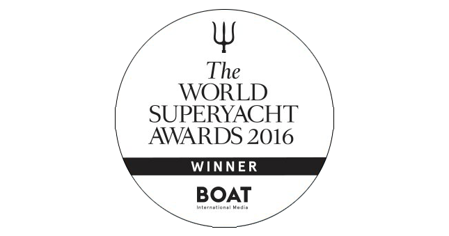 Princess 35M Wins Superyacht Award
