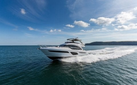 Princess 62 Motor Yacht for sale