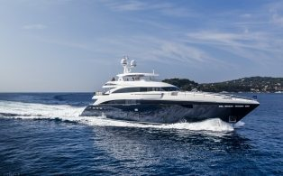 Princess 40m World Superyacht Award Winner 2013