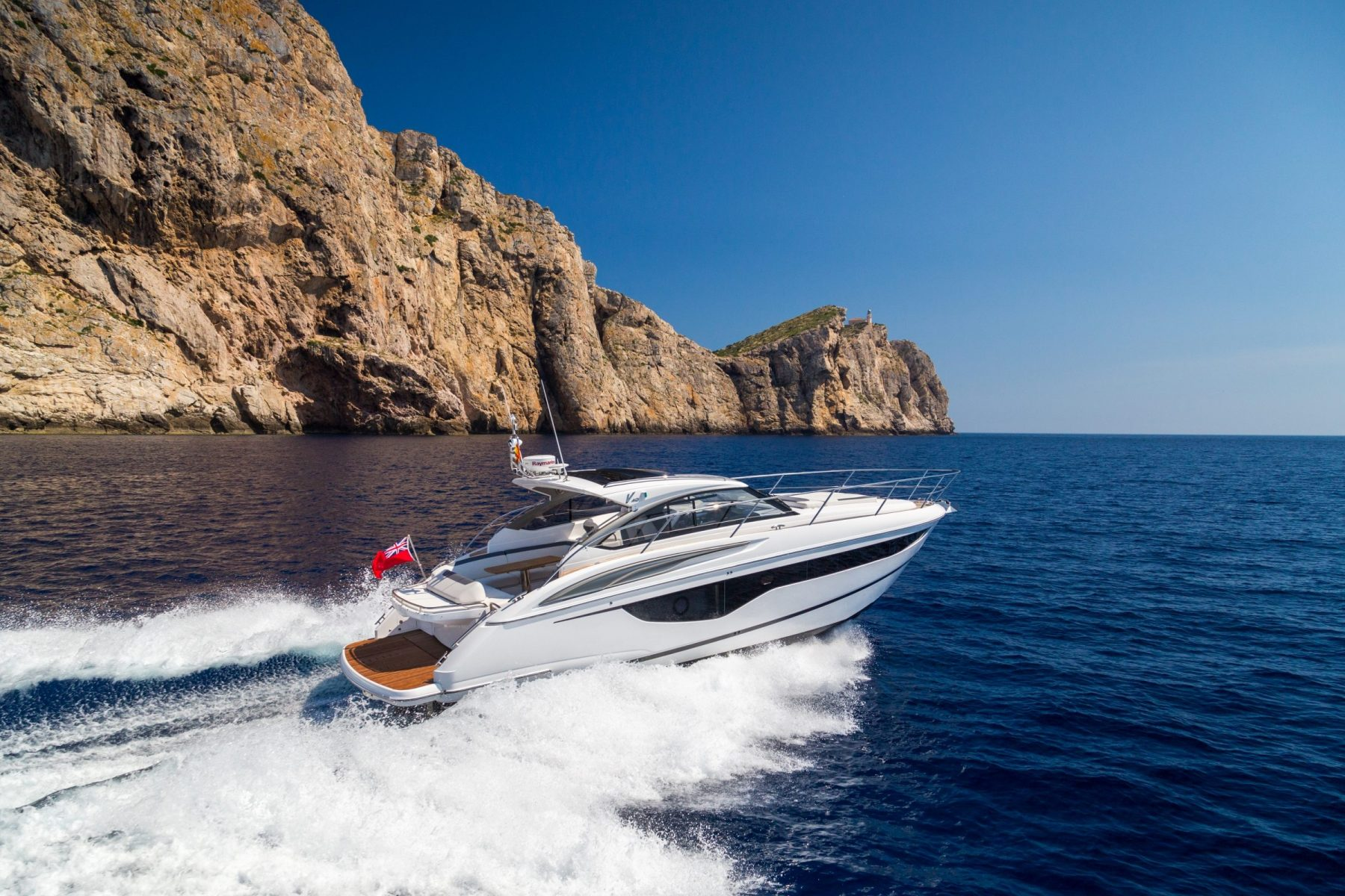 Charter Cable Packages >> Princess V40 V Class Boat | Princess Motor Yacht Sales