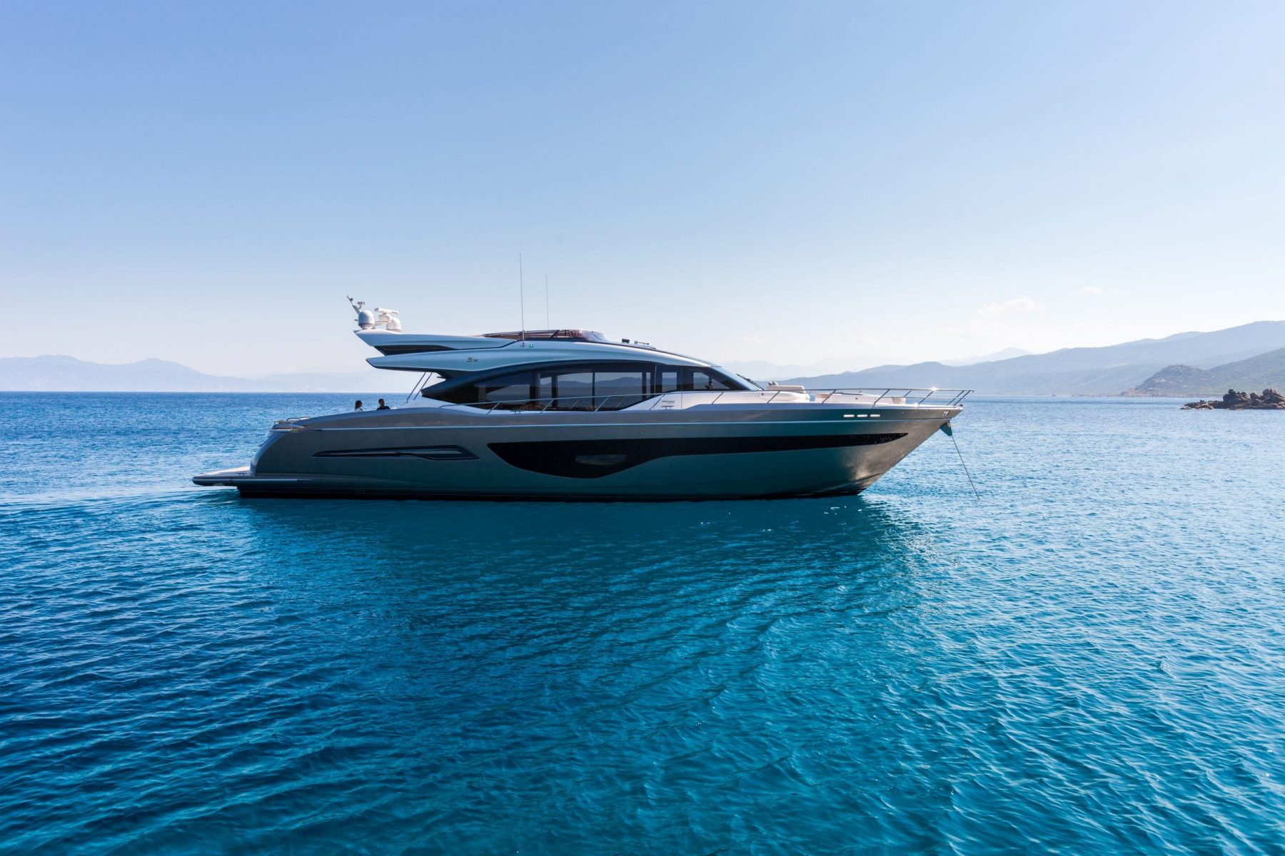 Charter Cable Packages >> Princess S78 Sportsbridge Boat | Princess Motor Yacht Sales