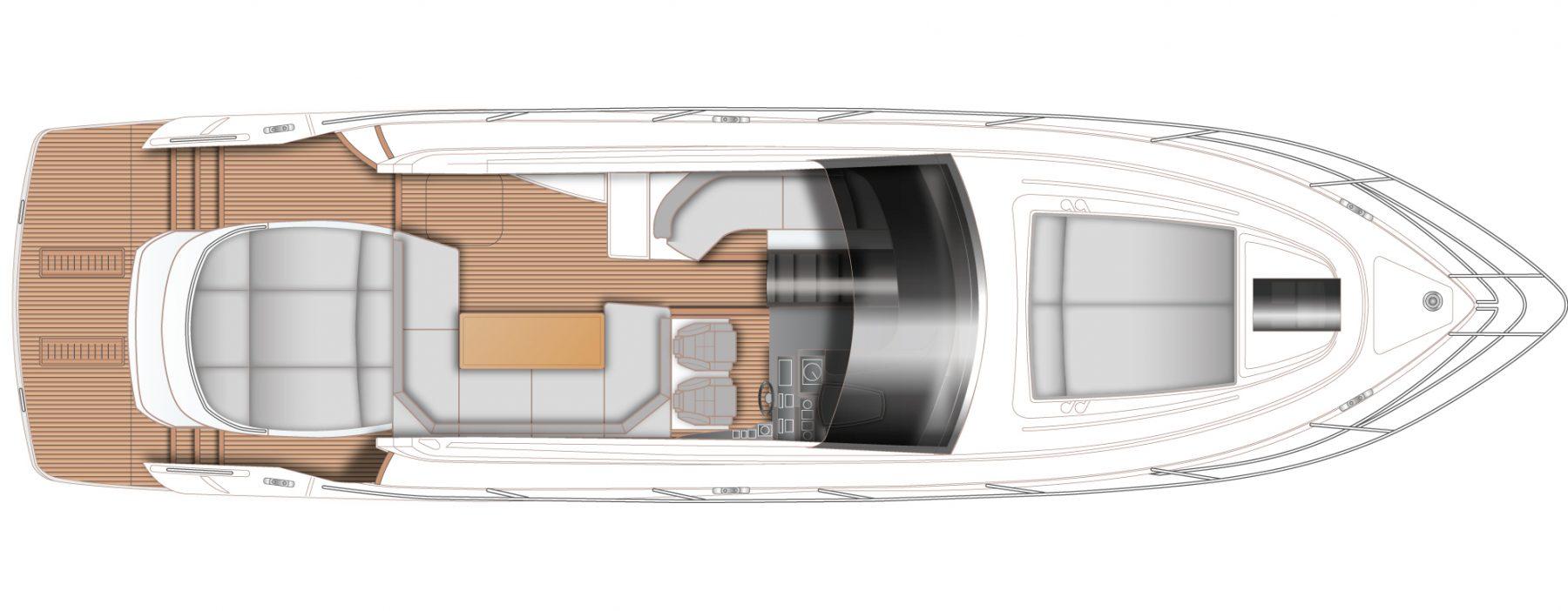 V50 Open Main Deck