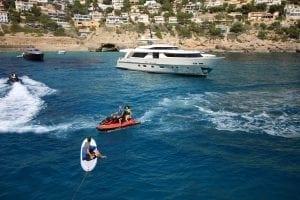 Yacht and pleasure craft