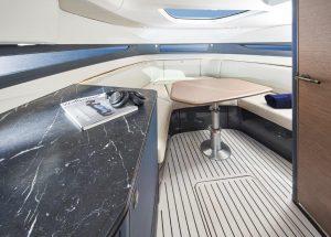 princess r35 interior