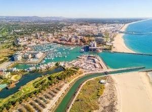 Algarve marina