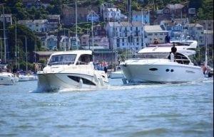 Dartmouth cruise