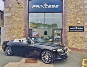 Princess drive day