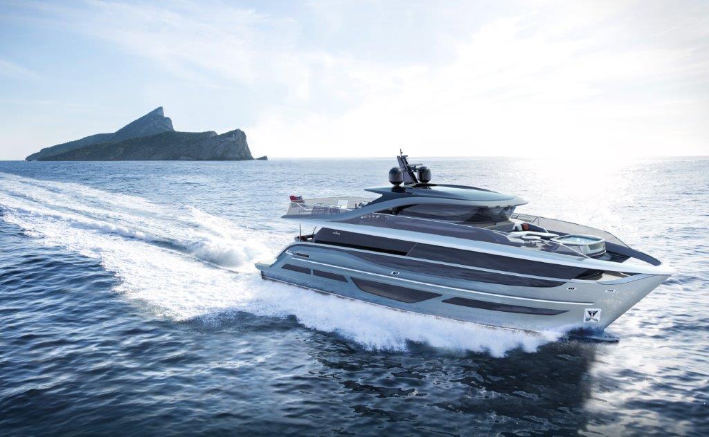 Princess X95 Super Flybridge | Princess Motor Yacht Sales