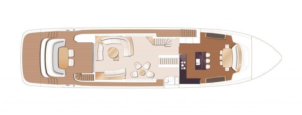 Princess X95 layout