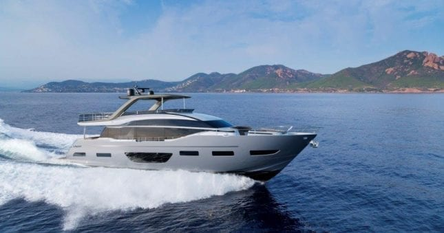 Princess Model History Princess Motor Yacht Sales