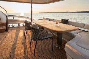 Princess X95 expedition yacht