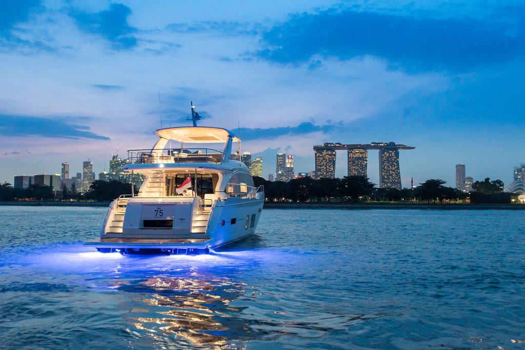yacht gear