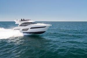 Princess F50 yacht