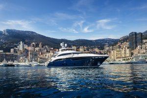 Princess 40M yacht