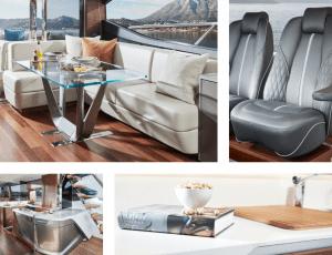 luxury yacht interiors