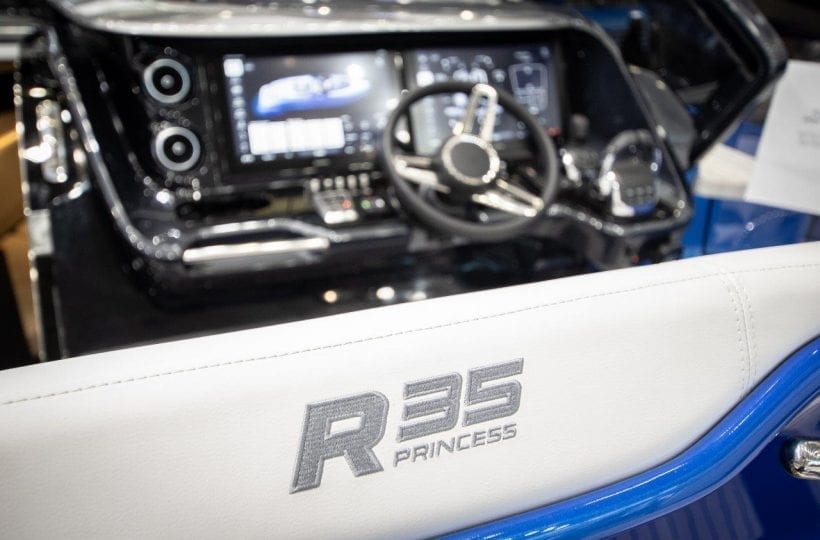 Princess R35 – Available Now