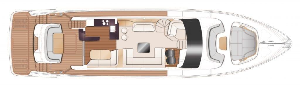 Princess Y72 layout