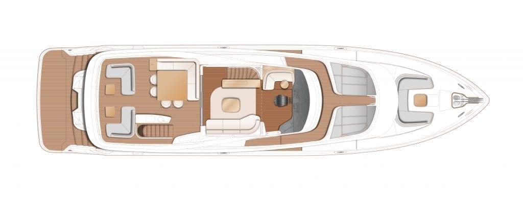 Princess X80 layout