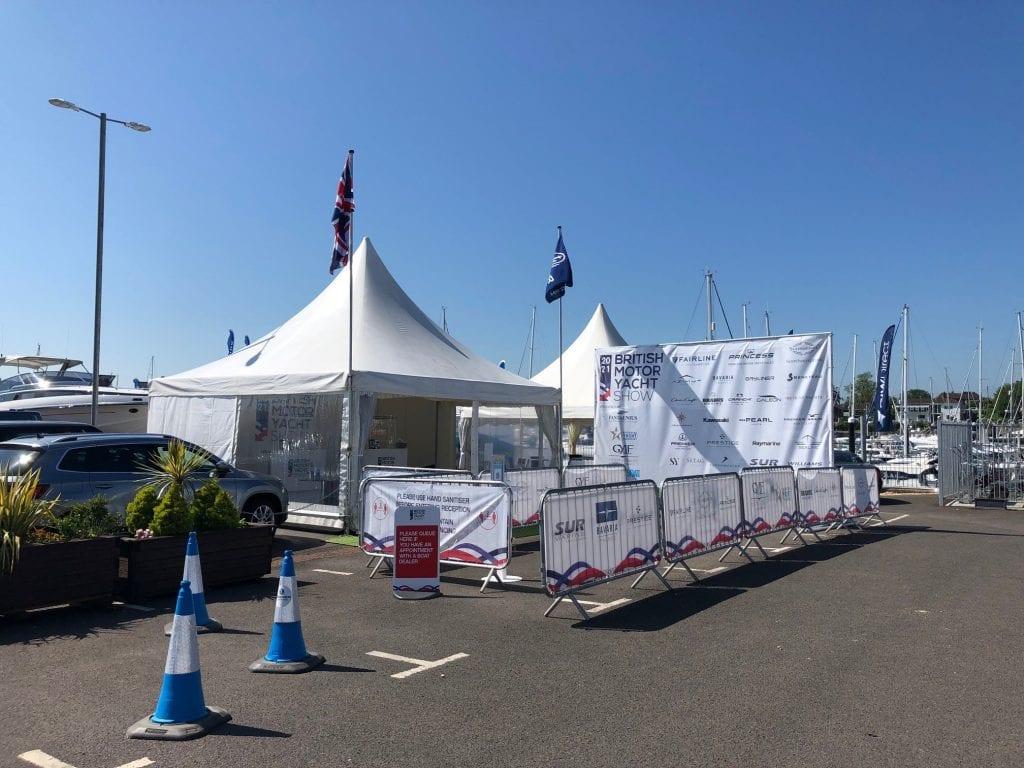 British Motor Yacht Show 2022