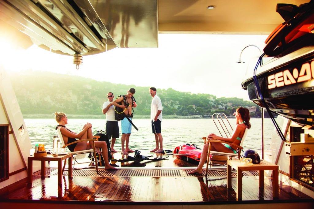 luxury yacht group