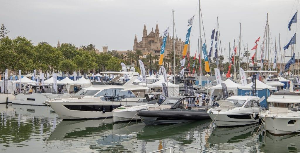Princess at Palma Boat Show 2021